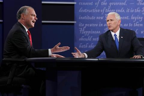A Student's Take On The Vice Presidential Debate